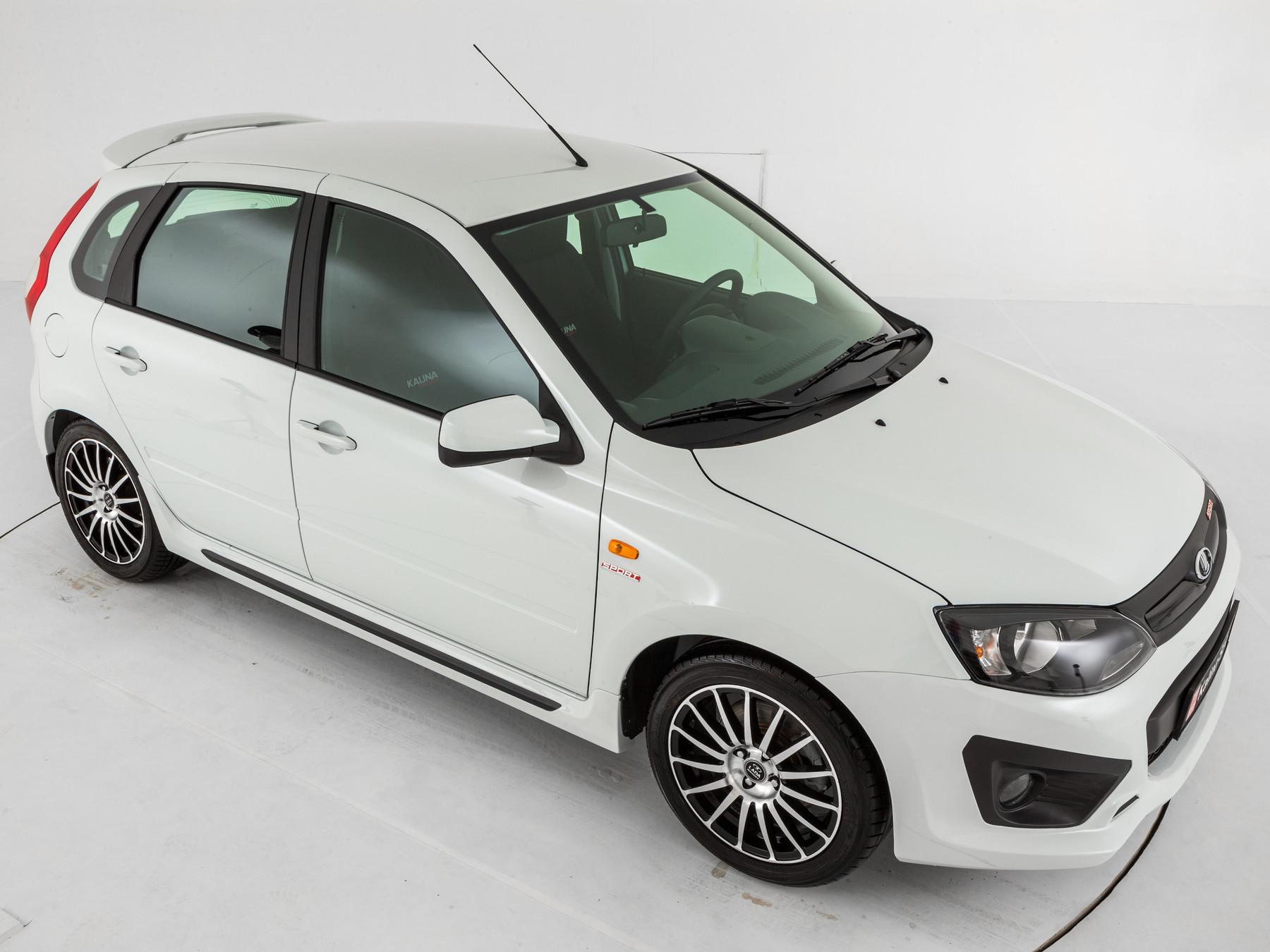 1 июля в автосалонах спарз начнутся продажи долгожданной новой lada kalina