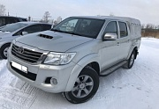 Отзыв Toyota Hilux Pick Up