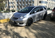 Отзыв Honda Fit Shuttle