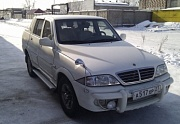 Отзыв SsangYong Musso Sports