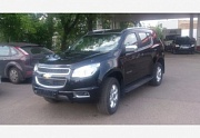 Отзыв Chevrolet TrailBlazer