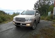 Отзыв Toyota Land Cruiser