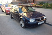 Отзыв Volkswagen Golf