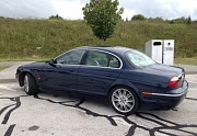 Отзыв Jaguar S-type