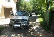 Отзыв Isuzu Trooper