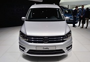 Отзыв Volkswagen Caddy